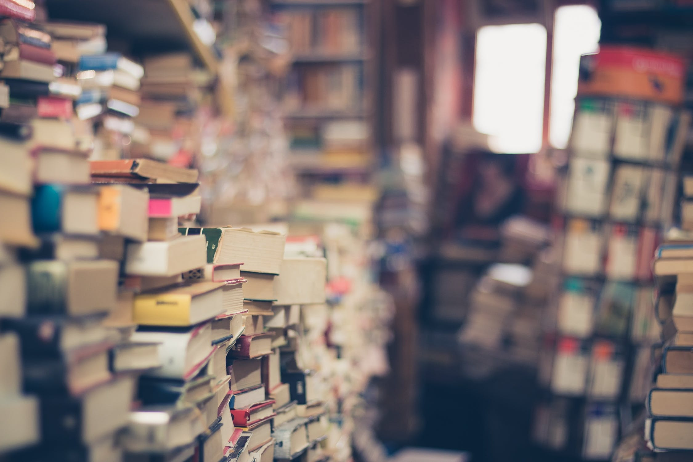 Too Many Books Not Enough Time