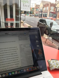 Writer Window