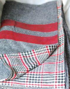 easy flannel blanket