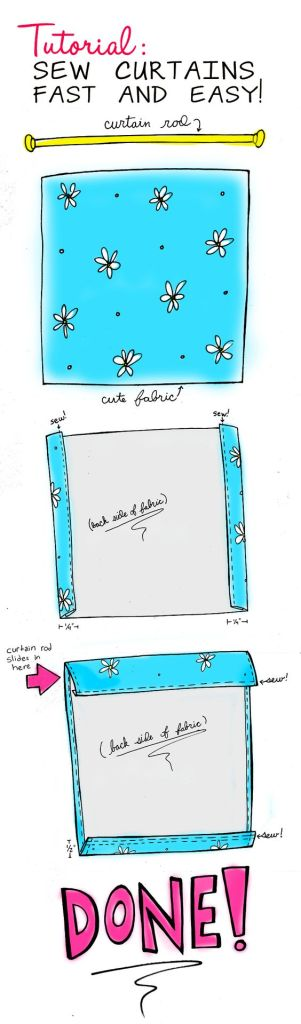 pinterest curtains