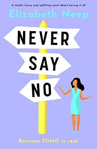 Book Review Never Say No